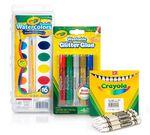 Watercolor Resist Craft Kit