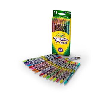 Twistables Colored Pencils 18 ct.