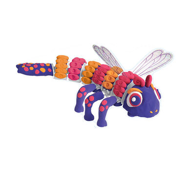 Build A Beast Dragonfly Craft Kit