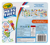 Color Wonder Mess Free Mini Markers, Classic Colors, 10 Count Back View of Package