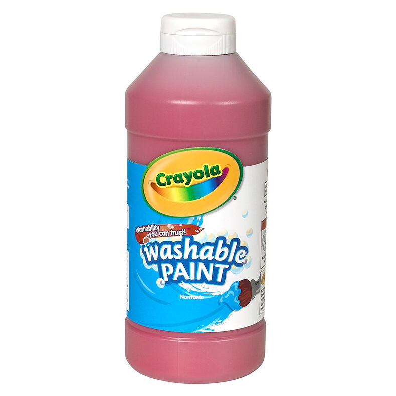 Washable Paint 16-oz.-Choose Your Color