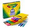 Ultra-Clean Markers, Fine Line, 40 Count