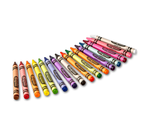 Crayola Crayons, 16 Count Front View