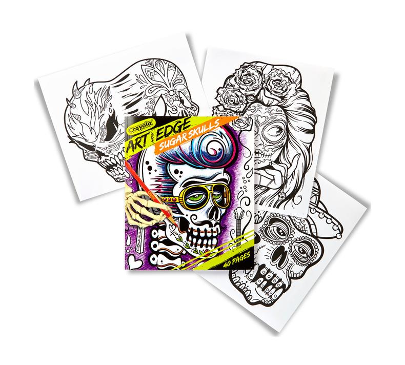 Art with Edge, Sugar Skulls