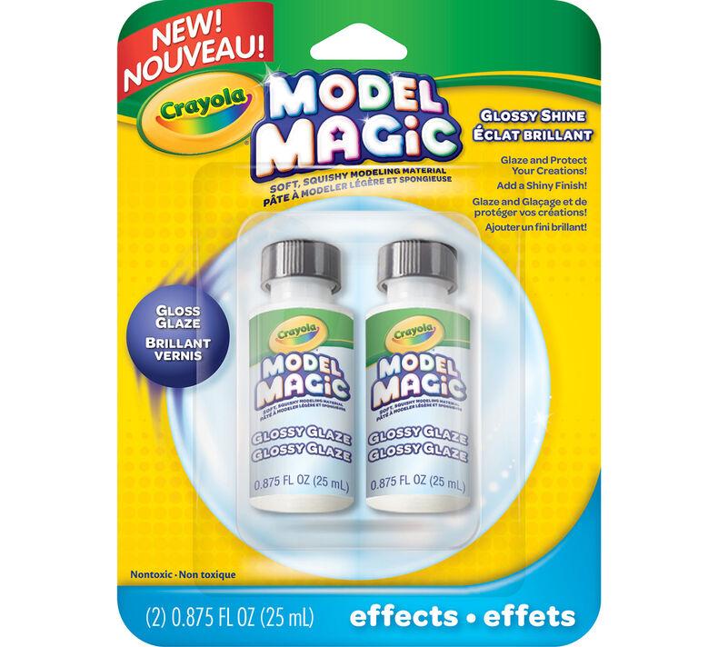 Model Magic Glossy Glaze