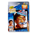 Color Alive Funny Faces Crazy Costumes book and cover