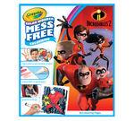 Color Wonder Mess Free Coloring Pad & Markers, Incredibles 2