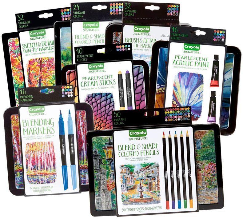Signature Art Tools Gift Set - You Pick