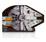 Star Wars Millennium Falcon Art Case
