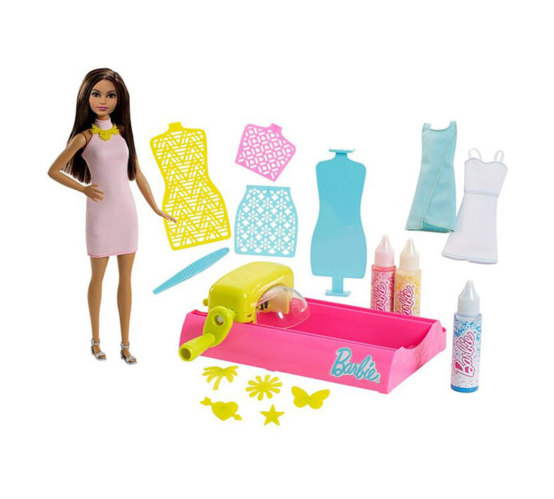 Barbie® Crayola® Color Magic Station™ Doll & Playset