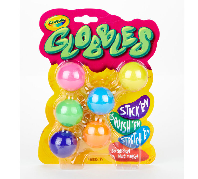 Globbles, 6 count