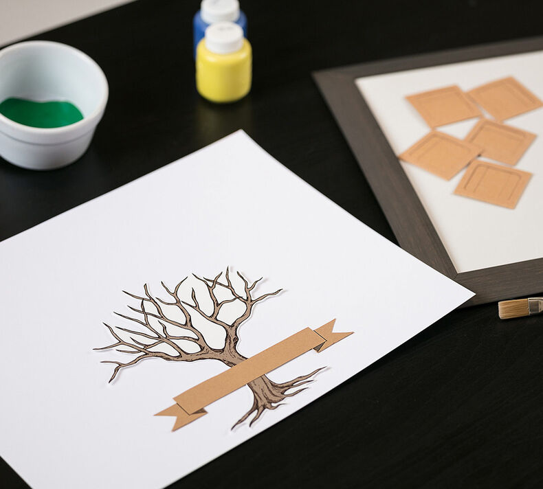 Family Tree Keepsake Craft Kit