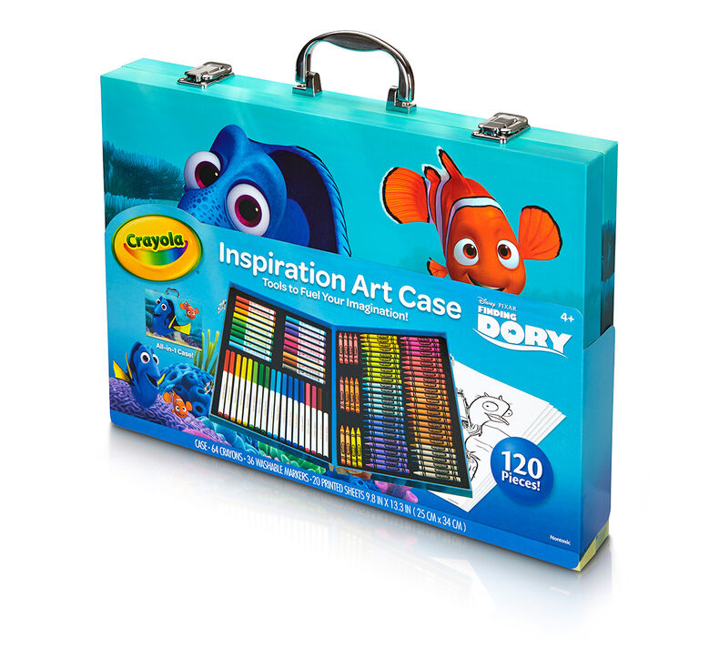 Inspiration Art Case, Finding Dory
