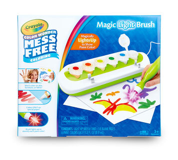 Color Wonder Magic Light Brush front