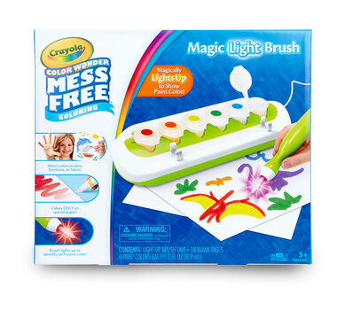 Color Wonder Mess Free Magic Light Brush