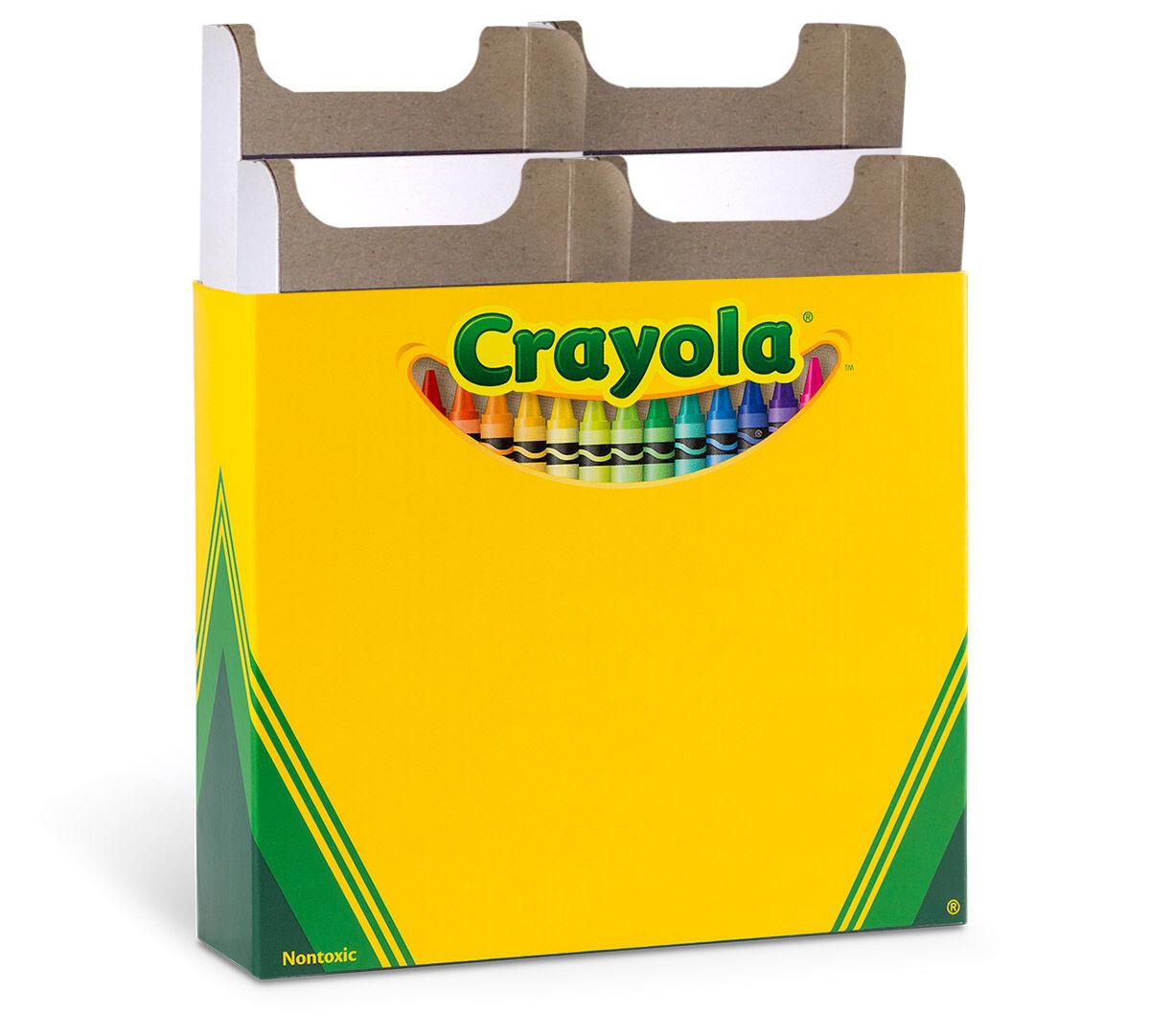 Crayola Custom 64 Personalized Crayon Box