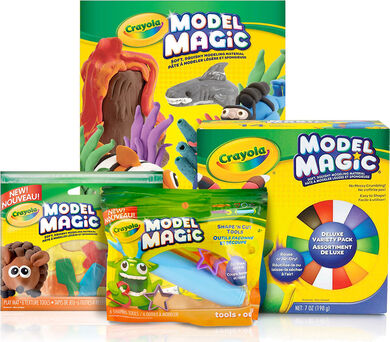 Model Magic Fun Kit with Tools