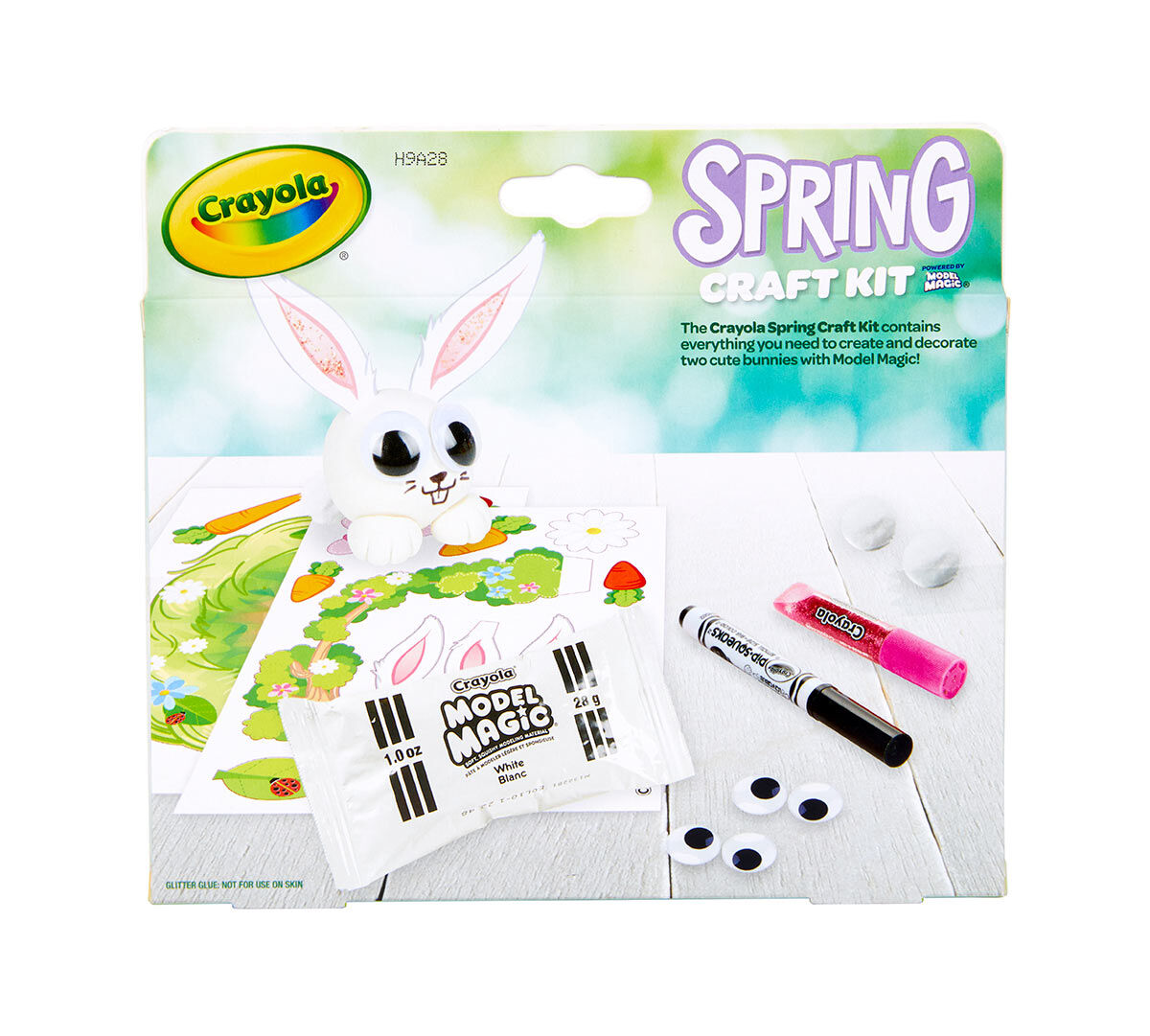 Set of 4 Springy Easter Pop-Up***Free S//H when u buy 6 items from my store:-