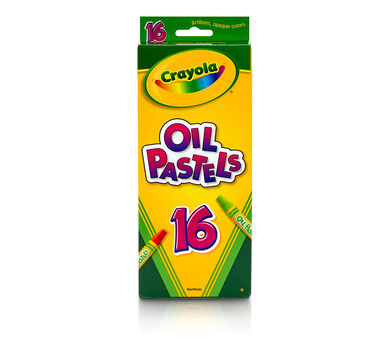 Oil Pastels 16 ct.