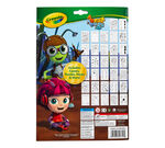 Coloring and Activity Beat Bugs front copy