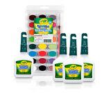 Pastel Watercolor Slime Kit
