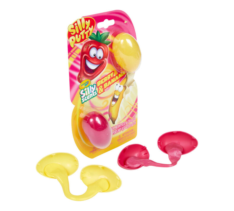 Silly Scents Silly Putty, Mix Em Sweet Scents, 24 Count