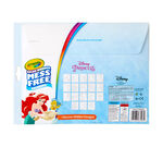 Color Wonder Mess Free Princess Coloring Pages & Markers Front View of Package