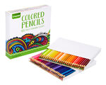 100 count Colored Pencils Front of package
