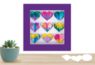 Signature Shadow Box Frame Craft Kit