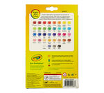 36 count Erasable Colored Pencils package and contents