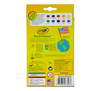 Fine Line Markers, Classic Colors, 10 Count Back View