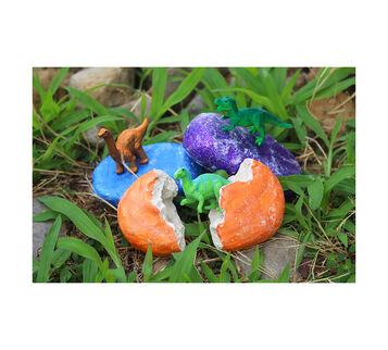 DIY Dinosaur Eggs Craft Kit