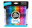 Crayola Take Note Gel Pens 14 count front