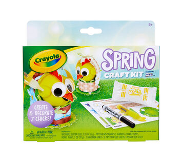 Model Magic Spring Craft Kit, Chick