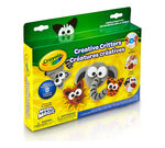 Model Magic Craft Kit Critter Creations Jungle product and package