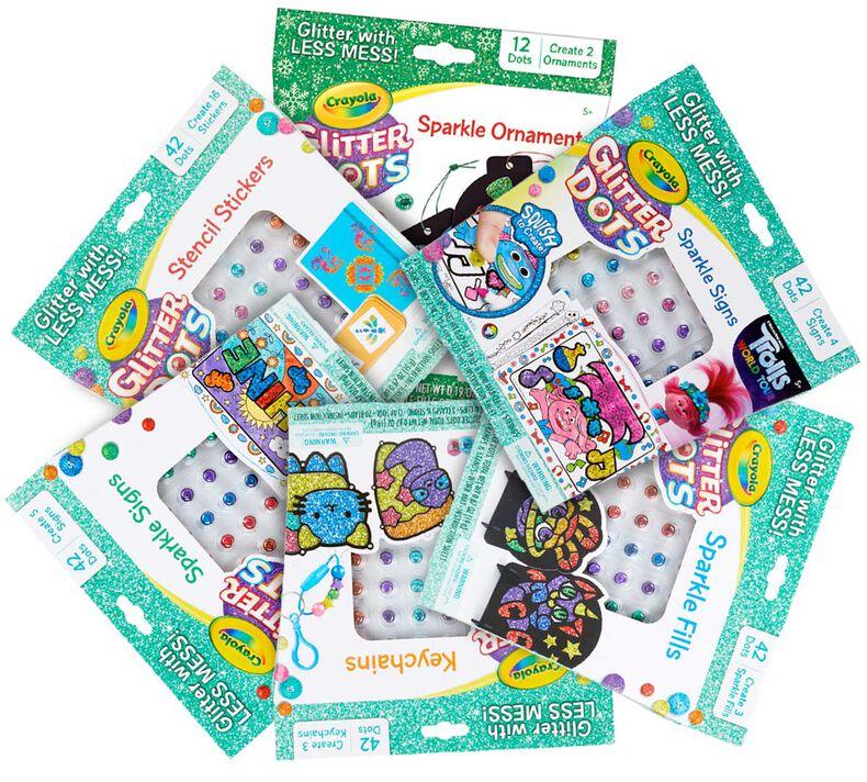 Glitter Dots Gift Set - You Pick