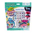 Glitter Dots Trolls World Tour Sparkle Signs