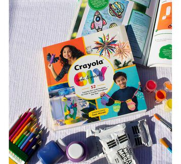 CIY Craft Book, DIY Crafts for Kids