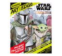 Star Wars The Mandalorian Coloring Book