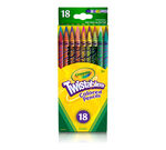 Twistables Colored Pencils 18 ct.