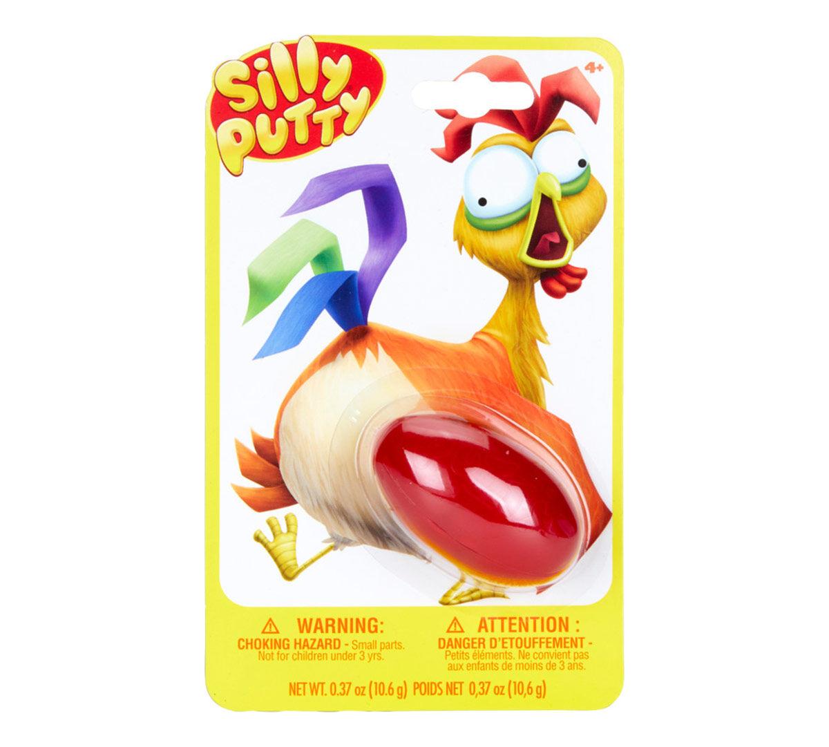 "Crayola 08-0313-0-001 /""Silly Putty/"" Original Craft Set"