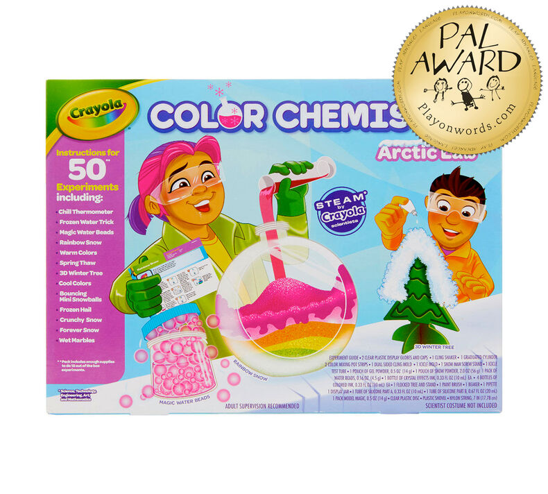 Arctic Color Chemistry Set