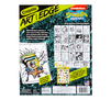 Art with Edge, Nickelodeon SpongeBob Squarepants Coloring Pages Back View
