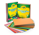 Construction Paper 240 ct. - 2 Pack Bundle front