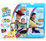 Color Wonder Mess Free Toy Story 4 Stow & Go Coloring Set Front View