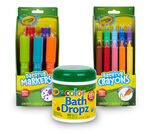Crayola Bathtub Bundle