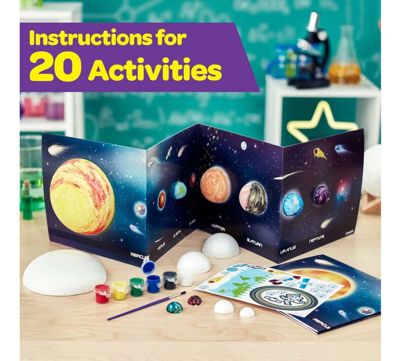 STEAM Solar System Science Kit