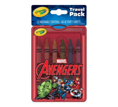 Avengers Travel Pack
