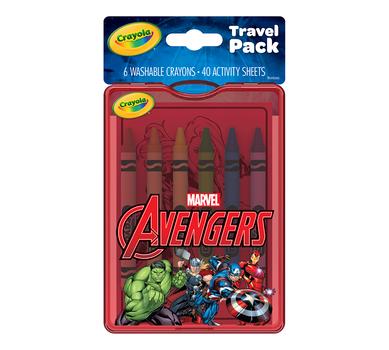 Avengers Travel Pack