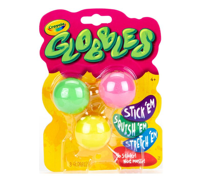 Globbles, 3 count